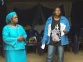 Mrs. Binyat & EWEI PD answer questions